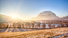 Grimming, Ennstal Styria, Austria Stock Image