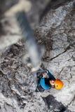 grimpeur Images stock
