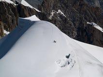 grimpeur Images libres de droits