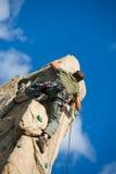 grimpeur Image stock