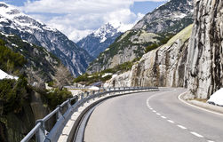 Grimsel Royalty Free Stock Image
