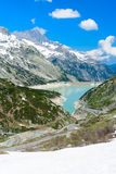 Grimsel Pass Royalty Free Stock Photography