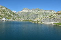 Grimsel Pass Stock Photo