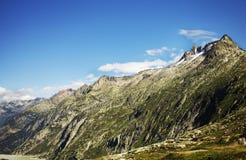 Grimselsee, Suíça Fotografia de Stock Royalty Free