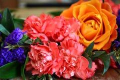Grinalda da flor Imagem de Stock Royalty Free