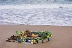 Grinalda do mar Foto de Stock