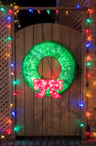 Grinalda do Natal Fotos de Stock Royalty Free