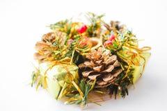 Grinalda do Natal para o feriado Imagem de Stock