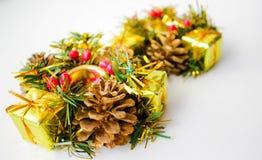 Grinalda do Natal para o feriado Fotografia de Stock