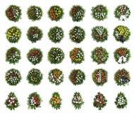Grinalda fúnebre verde Fotos de Stock Royalty Free