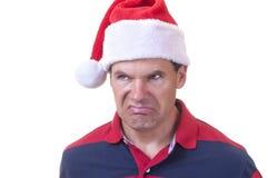 Grinch de la Navidad Foto de archivo libre de regalías
