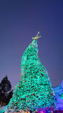 Grinchmas Tree at Universal Studios Royalty Free Stock Images
