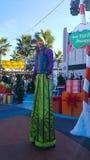 Grinchmas at Universal Studios Royalty Free Stock Photo