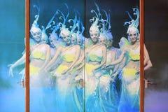 Grind av den xiamen teatern Fotografering för Bildbyråer