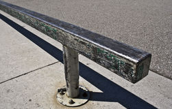 Grind Rail Stock Photos