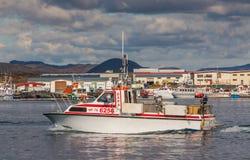 Grindavik, Ισλανδία Στοκ Φωτογραφία