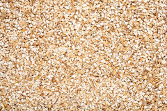 Grinded barley Royalty Free Stock Photography