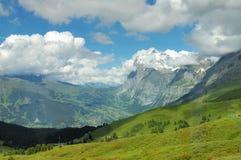 grindelwald Швейцария Стоковые Изображения