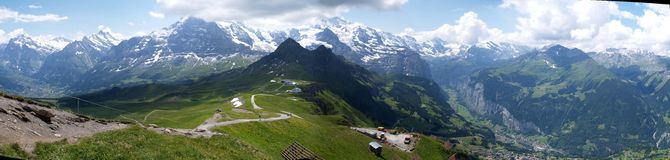 Free Grindelwald Stock Images - 10106104