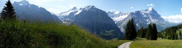 Grindelwald Lizenzfreies Stockbild