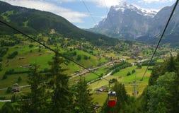 Grindelwald Image libre de droits