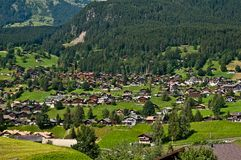 Grindelwald Stock Images