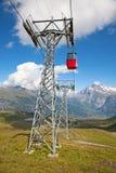 Grindelwald Immagine Stock Libera da Diritti