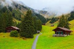 Grindelwald Zdjęcia Stock