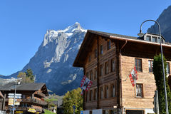 Grindelwald Arkivbild