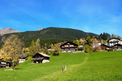 Grindelwald Stockbild