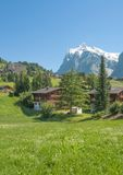 Grindelwald,Bernese Oberland,Switzerland Stock Photos