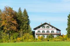 Grindelwald Dorf, die Schweiz lizenzfreie stockbilder