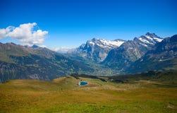 Grindelwald Stock Photos