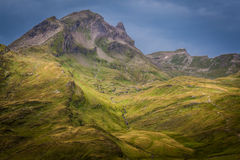 Grindelwald First, Switzerland Royalty Free Stock Images