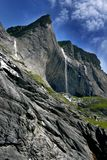 The Grindelwald Glacier Royalty Free Stock Images