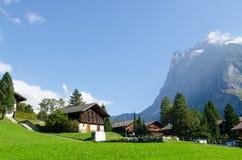 Grindelwald landscape, Switzerland Stock Photography