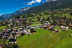 Grindelwald, Svizzera Immagine Stock