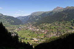 Grindelwald Royalty Free Stock Images