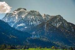 grindelwald switzerland Royaltyfria Foton