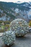 Grindelwald Village, Switzerland Stock Photos