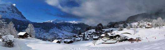 Grindelwald Stock Image