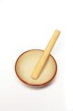 Grinder bowl Stock Photo