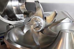 Grinder knives Stock Photo