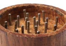 Grinder marihuana detail 10 Royalty Free Stock Image