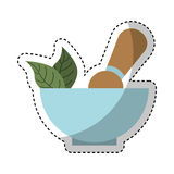 Grinder spa product icon Stock Photos