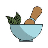 Grinder spa product icon Stock Photo