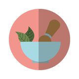 Grinder spa product icon Royalty Free Stock Image