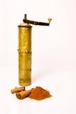 grinderkryddatappning Royaltyfri Bild