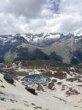 Grinderwald, Zermatt, Suíça Imagem de Stock Royalty Free