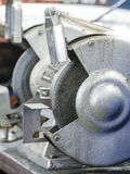Grinding machine. Image of grinding machine close up Royalty Free Stock Images
